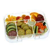 Yumbox - Tray Original 6 Compartment Enchanted Forest