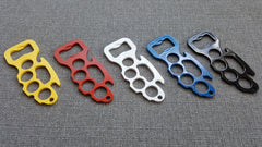 HD Mini Keychain Knuckle Bottle Openers (specify color)