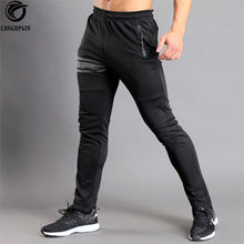Load image into Gallery viewer, 2018 Compression Pants Running Tights Men Sports Leggings Athleisure Sweatpants Joggers Jogging Pants Men Gym Fitness Trousers