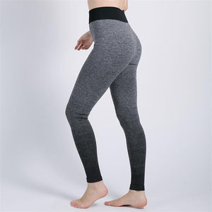 New Fashion Customized Sporting Legging Women Skinny Elastic Fitness Trousers Pant Push Up Workout Athleisure Sexy Leggings