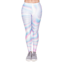 Load image into Gallery viewer, High Waist Leggings White Athleisure Pencil Pants Casual Long Trousers Sexy Ladies Workout Fashion Slim Leggings