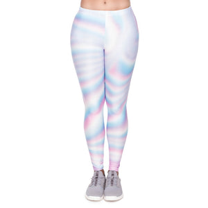 High Waist Leggings White Athleisure Pencil Pants Casual Long Trousers Sexy Ladies Workout Fashion Slim Leggings