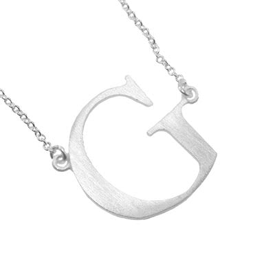 Love Letter Necklace G