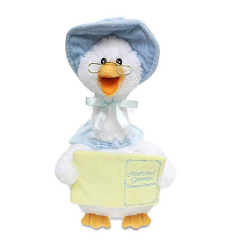 Animated Talking Mother Goose