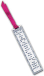Confirmation Cross Bookmark