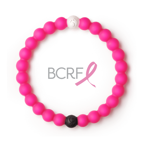 Breast Cancer Lokai Bracelet - Hot Pink