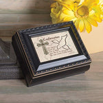 Confirmation Dove Keepsake Box
