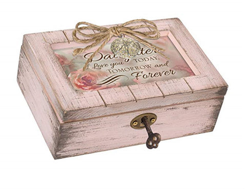 Daughter Love You Forever Music Box