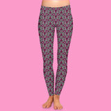 Energized Women's Pretty in Pink Leggings