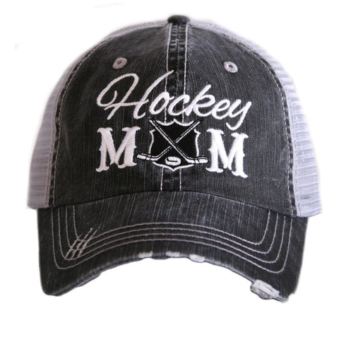 Hockey Mom Trucker Hat