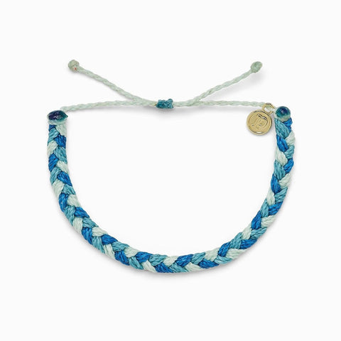 Out of the Blue Braided Bracelet
