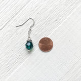 Sterling Silver May Earring