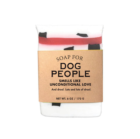 Dog People Soap