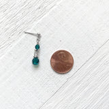 Sterling Silver May Dangle Earring