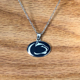 Sterling Silver Penn State Necklace