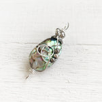 Sterling Silver Abalone Pendent