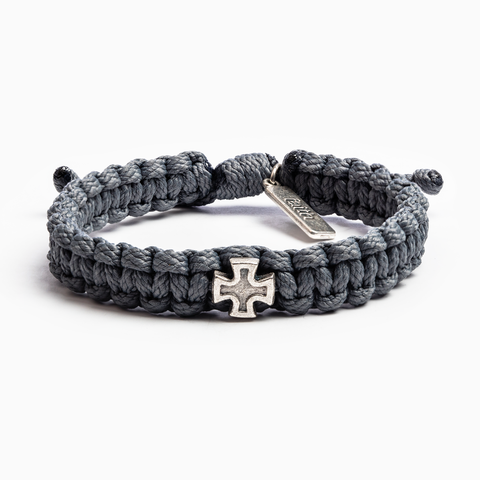Slate Strength Bracelet For Men