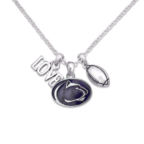 Penn State Touchdown Necklace