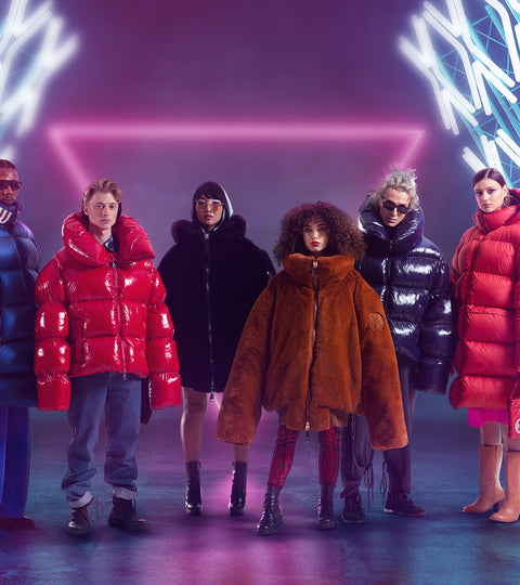 XUMU LAUNCHES 2019 WINTER COLLECTION OF GIANT COATS