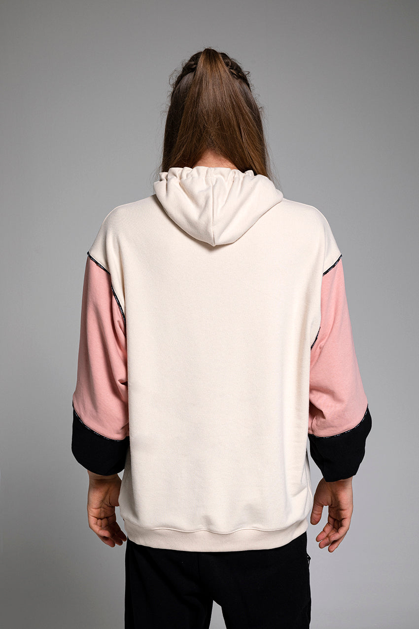 Dreamtime, an oversize hoodie