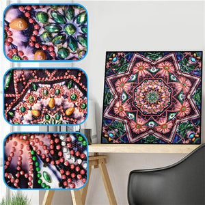 Special Shape 5D Diamond Painting Kits