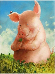 Cute Pigs 5D Diamond Painting Kits