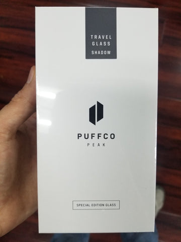 Puffco travel glass package