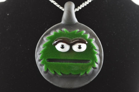 Rob Morrison Oscar The Grouch Pendant