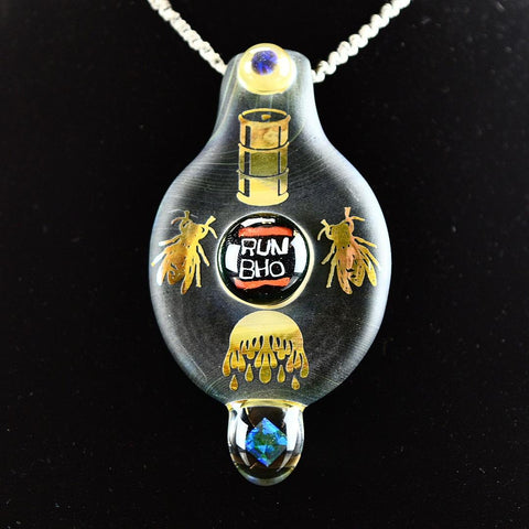 Little B Run BHO Pendant