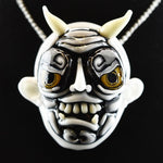 Rocko Demon Face Pendant