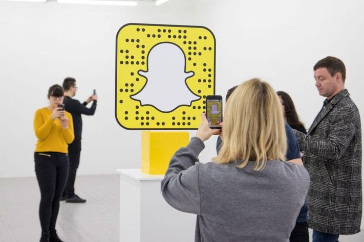 Lego and Snapchat just Opened a Clothing Store with No Clothes