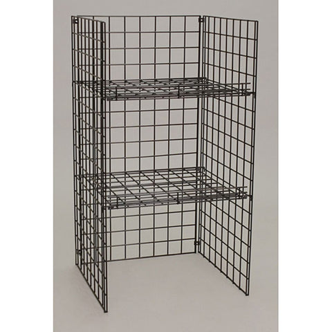 Grid Box Shelf