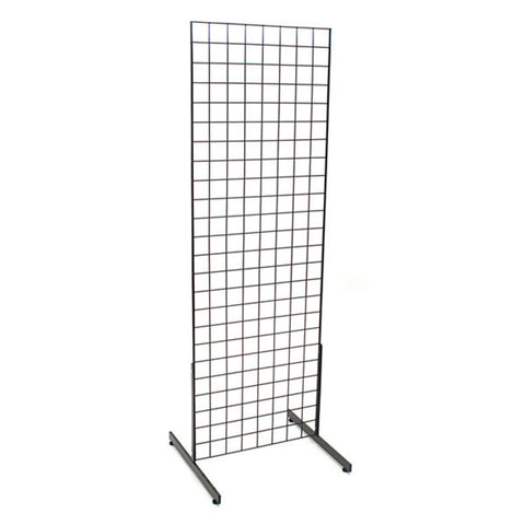 Image of Single Grid Panel w Legs