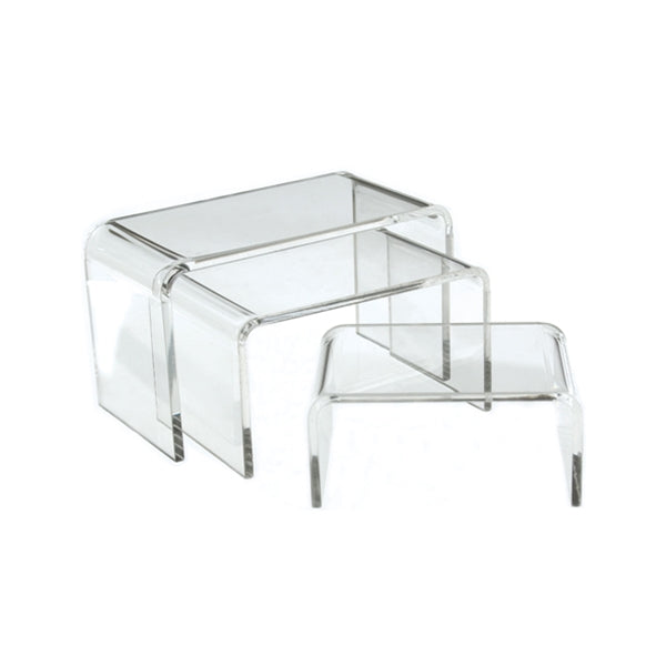 Clear Riser Set - small