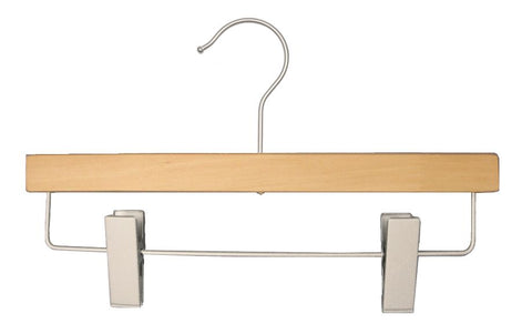 "Children Pant & Skirt Hanger - 12"" - 2 colors"