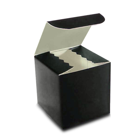 Small BLACK Boxes - 3 pack