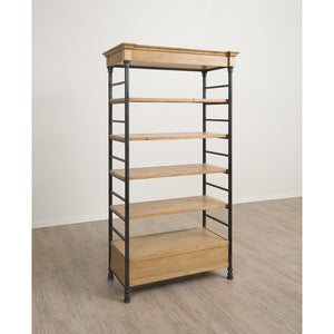 Single Wide Etagere