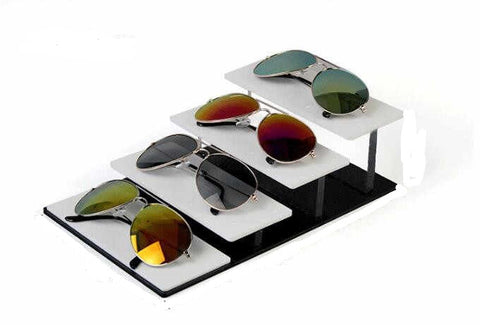 4 Level Eyewear Displayer