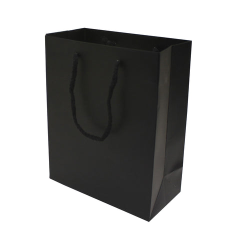 Matte Black holiday bag