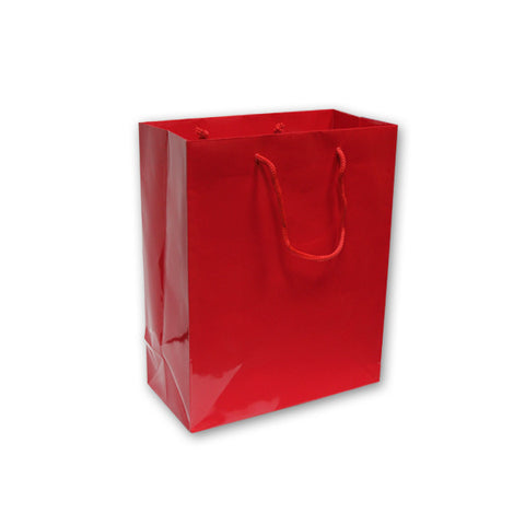 Image of Red Holiday Bags
