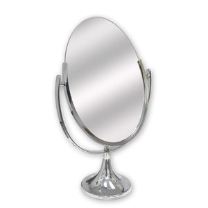 Chrome Counter Mirror
