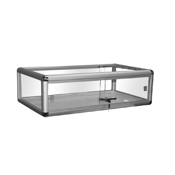 Aluminum Short Counter Case