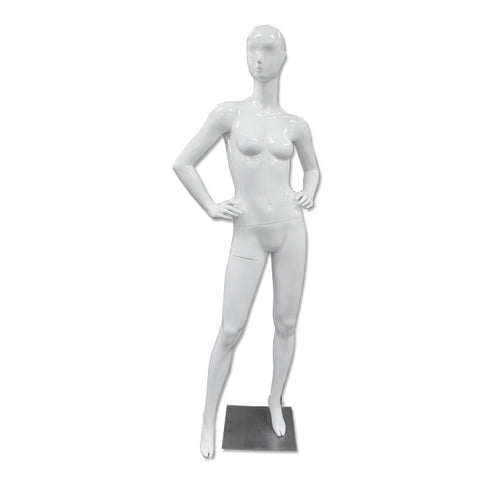 Image of Female Abstract Mannequins