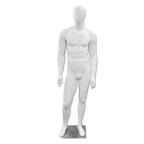 Image of Male Abstract Mannequins