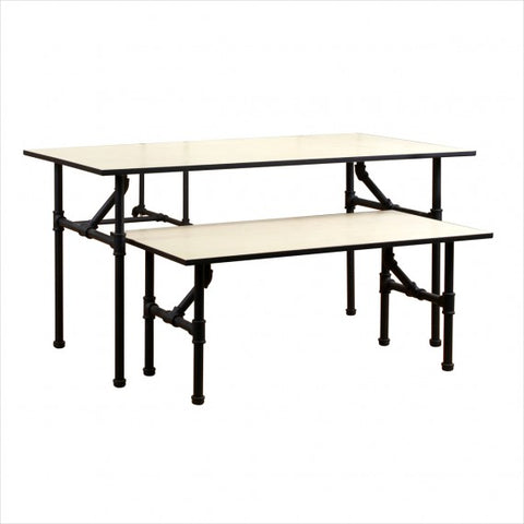 Pipeline - Nesting Tables - Set - Multiple Finishes