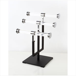 Triple Bar Jewelry Stand