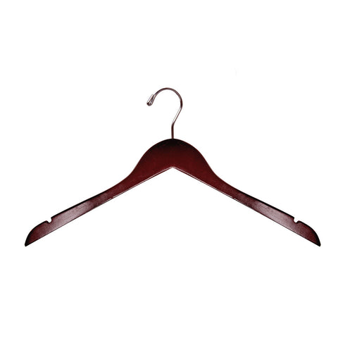 "Image of 17"" Standard - Wood Dress & Top Hanger"