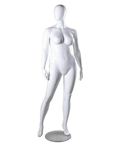 Plus Size Female Mannequin - J2