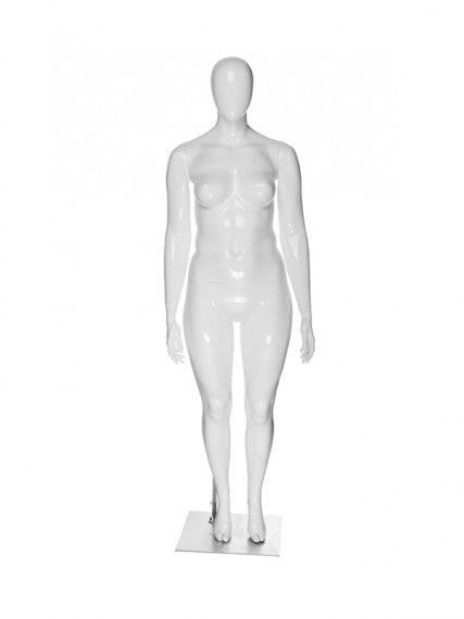 Plus Size Female Mannequin - J3