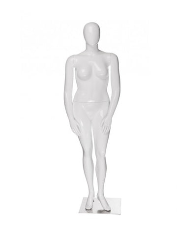 Plus Size Female Mannequin - J4